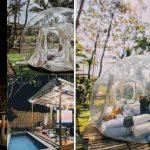 Harga Sewa dan Fasilitas di Nira Camper Village, Bubble Tent Pertama di Jogja